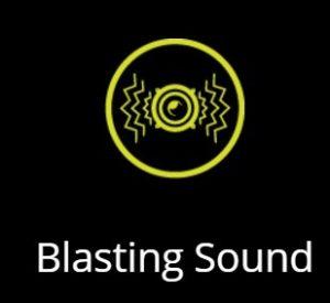 Blasting Sound Bluetooth Speakers