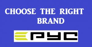 Choose The right brand